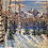 "Thumbnail: Set of 5 winter greeting cards - 5"" x 7"""