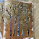 "Thumbnail: Set of 5 painted gold birch greeting cards 5"" x 7"""