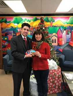 Esperanza Shelter Donation 2018