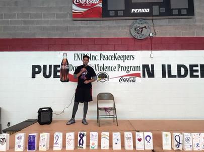 ENIPC Peace Keepers DV Awareness
