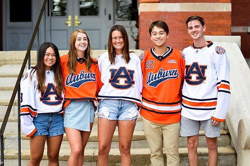 Official Auburn Hockey Club Jersey