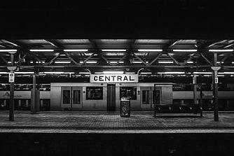 İstasyonda