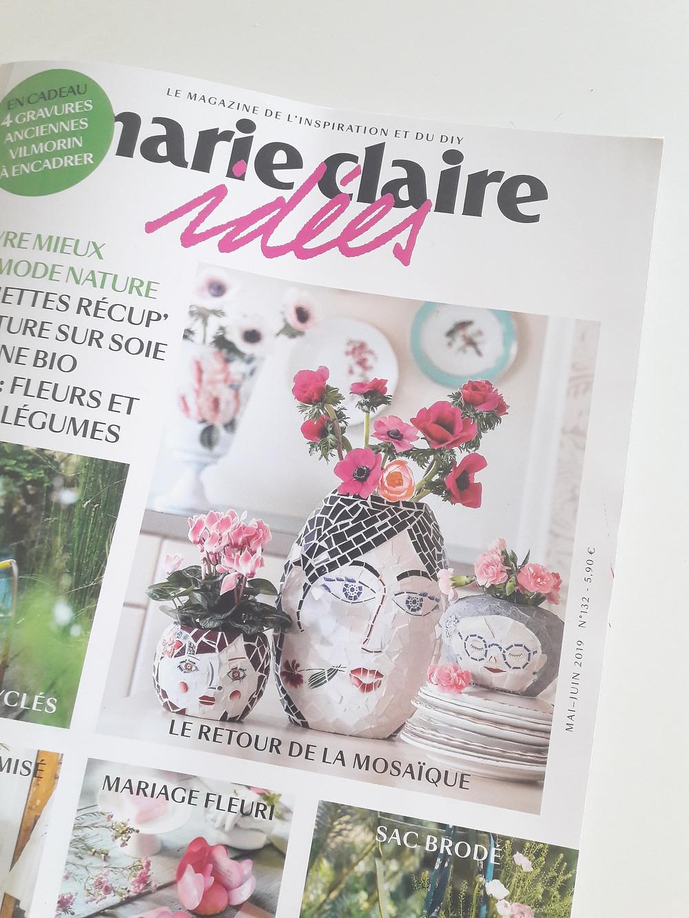 L'éthique chic des pages mode e Marie Claire idées!
