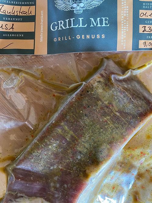 "Flank-Steak USA /Black Angus ""Lemongrass"""