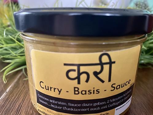 Curry-Basis-Sauce