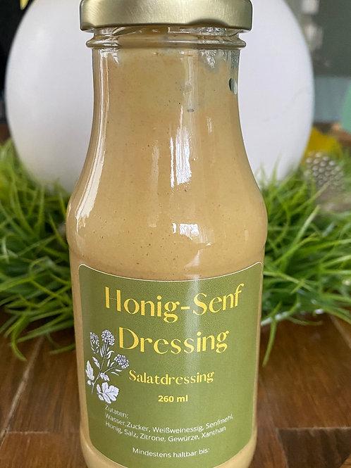 Honig-Senf Dressing