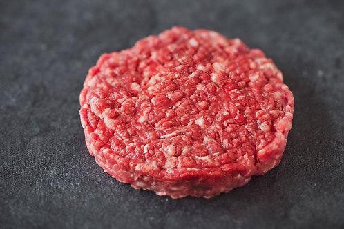 Burger Patties USA Black Angus / 2x150g, tiefgefroren
