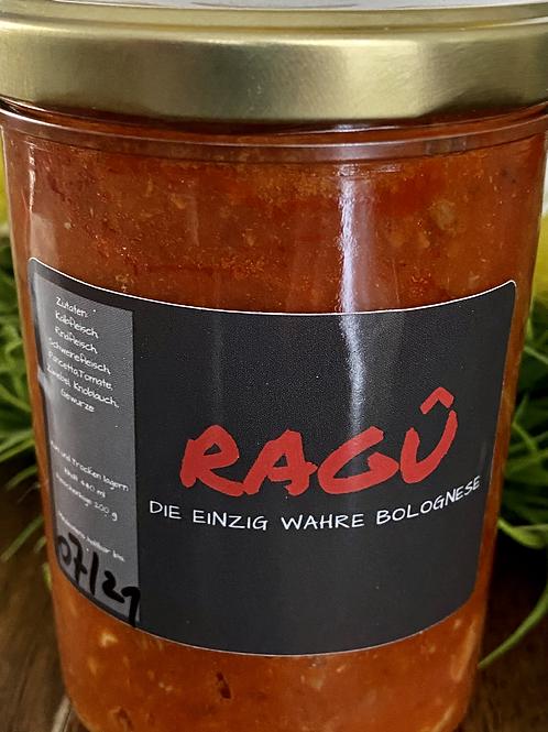Ragû- die einzig wahre Bolognese