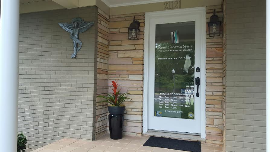 Sports Chiropractic in Huntersville
