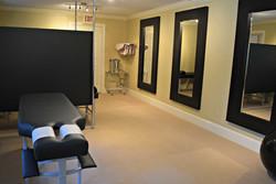 Full Rehab Room in Cornelius office