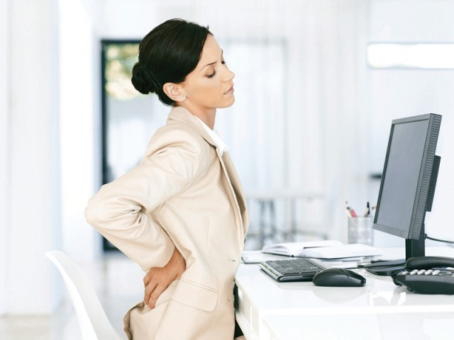 Suffer From Work Related Back Pain?