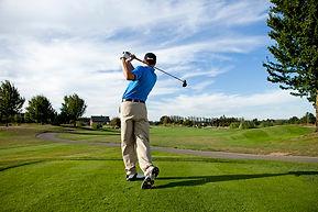 Sports Chiropractor | Golfer