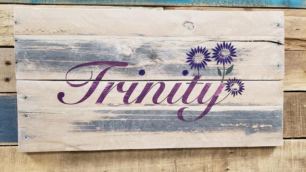 Trinity Custom Name: Children