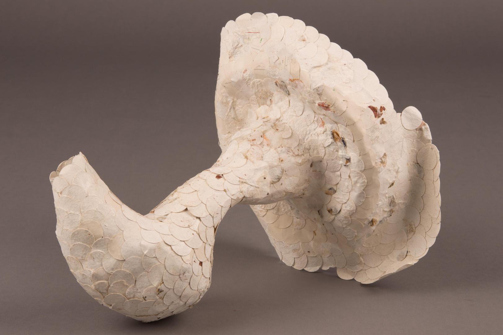 Daisy Rickards paper sculpture