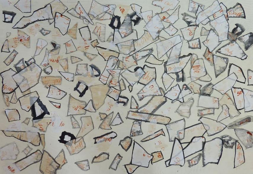 Fragment by Catherine Wynne-Paton