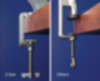 zstar clamp comparison