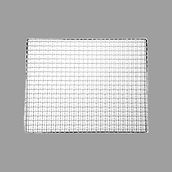 mesh tray stainless steal open