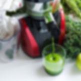 Juice juice cap pulp tribest green healthy vegetables
