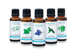 oil armomatic humio  drips bottle levender tea ppermonds ecualiptis
