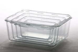save space easy storage compact kitchen usefull glass containers  glaslife