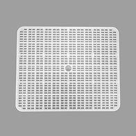 plastic mesh tray