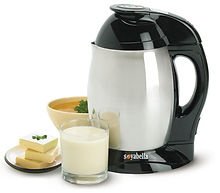 fresh soymilk souds and vegan milks