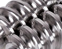 Twin Gears Heavy Duty Stainless Steel