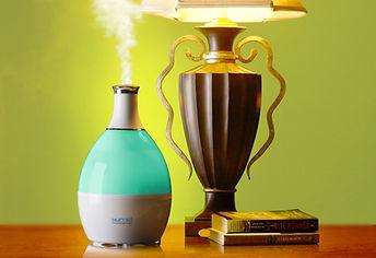 humionightlamp lamp books  cool mist aromatic