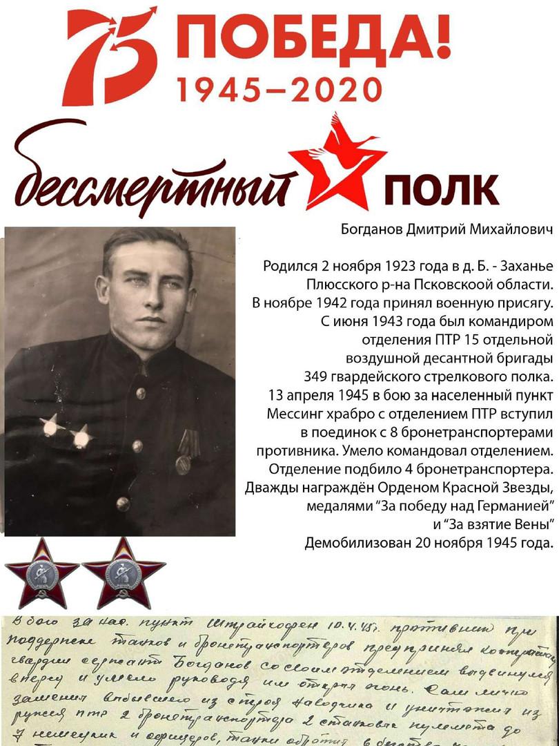 Реутов Егор - Джаст Дэнс ( герой -Богдан