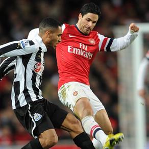 Arsenal vs Newcastle United Quiz