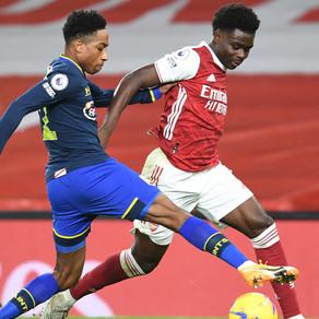 Arsenal vs Southampton Quiz