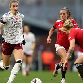 Arsenal Women vs Manchester United Women