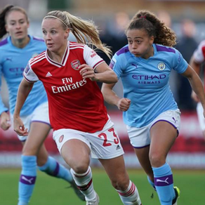 Arsenal Women vs Manchester City Women Quiz