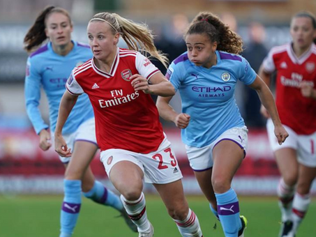 Arsenal Women vs Manchester City Women Quiz