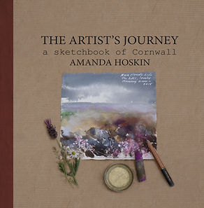 a photo of the Artists Journey book cover