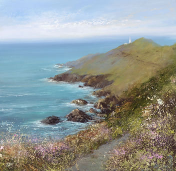 walking to the lighthouse, start point -