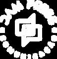 Logotipo - DAM PRESS - 03 - Negativo.png