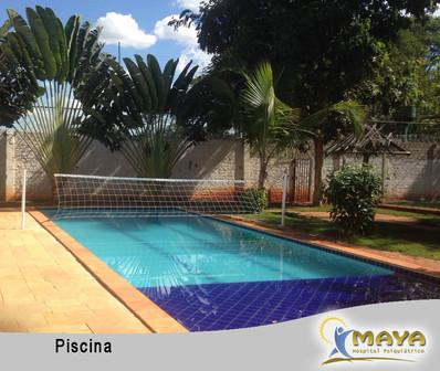 Piscina Hospital Maya