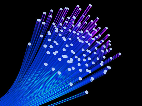Por que devo implantar fibra óptica na minha empresa?