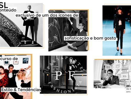 Passaporte Fashionista reformula marca e sela parceria com a BeBold Comunicação e Inovação