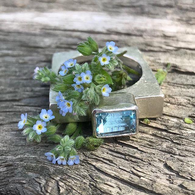 Blue Topaz & Sterling Silver