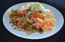 Rice & Chicken Suqqar