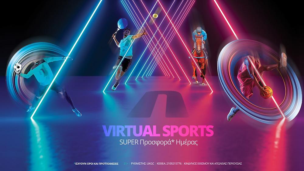 Virtual Sports Novibet