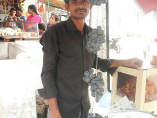 Sankar the Fruit Seller