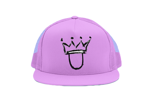 PURPLE KLFE HAT