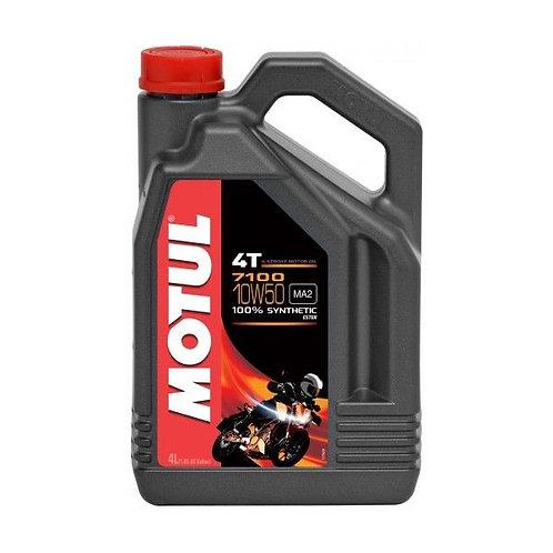 Motul 7100 fully synthetic 10w50 4L