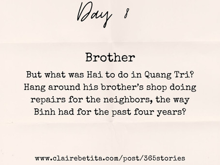 Day #7: Brother