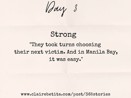 Day #3: Strong