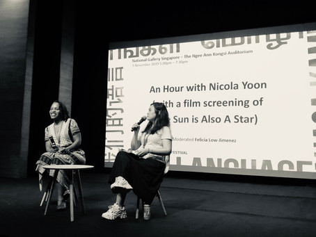 An evening with New York Times bestselling author Nicola Yoon