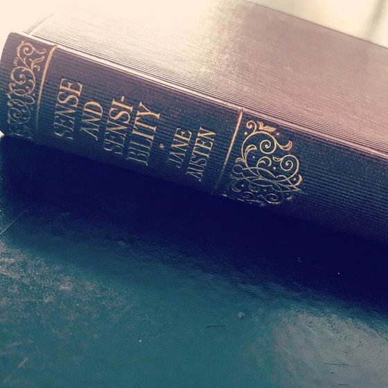January STUDY - Jane Austen